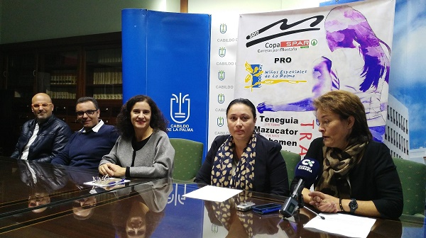 6 carreras solidarias en la Copa Spar Pro NEP 2017