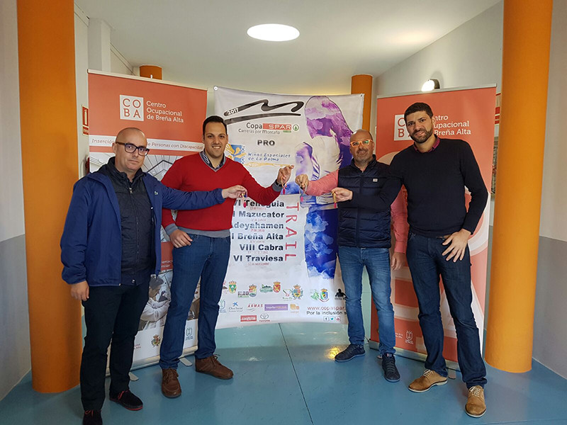 Breña Alta se suma a la Copa Spar Pro NEP