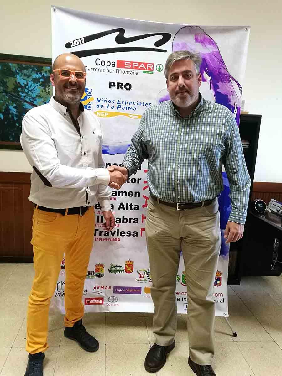 Infraestructura Cabildo con la Copa SPAR Pro Nep 2017