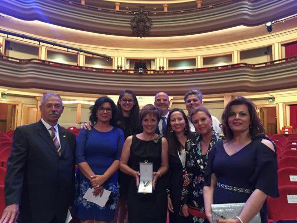 NEP MEDALLA DE ORO DE CANARIAS 2017