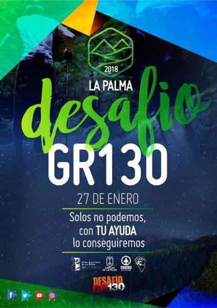 DESAFIO GR 130 2018 NIÑOS ESPECIALES DE LA PALMA
