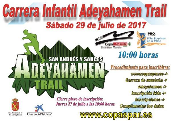 Copa Spar Pro NEP V ADEYAHAMEN TRAIL KIDS