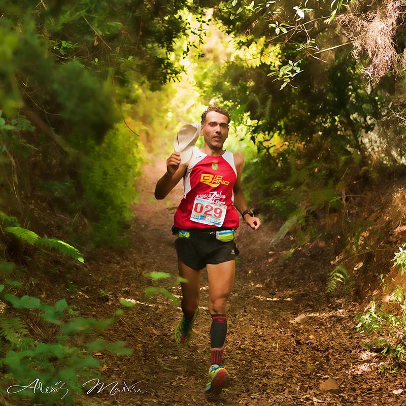 Vencedores V Adeyahamen Trail (San Andrés y Sauces)