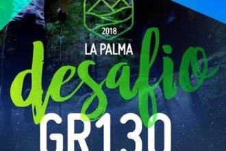 Desafío GR 130 por los niños especiales de La Palma