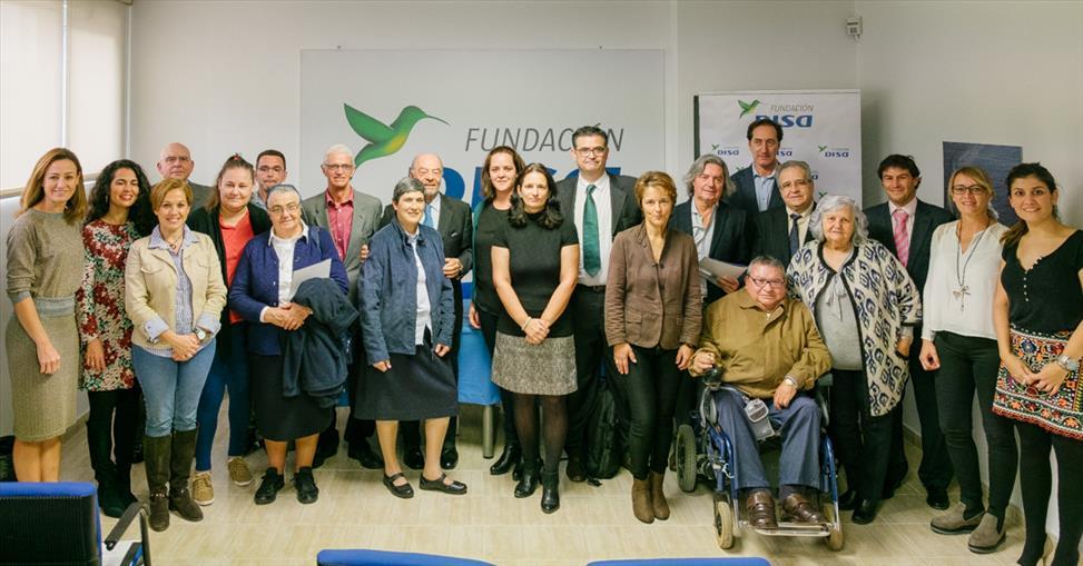 Fundación DISA respalda 19 proyectos de carácter social
