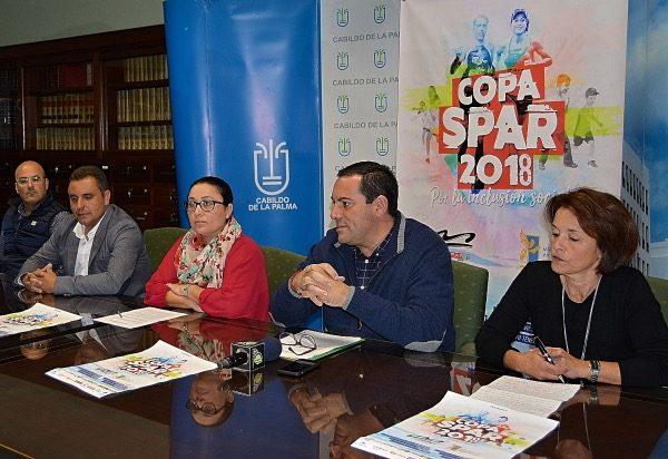 COPA SPAR PRO NEP 2018