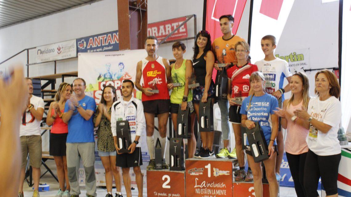 100 corredores disputan la VI Tamanca Trail en apoyo a los Niños Especiales de La Palma