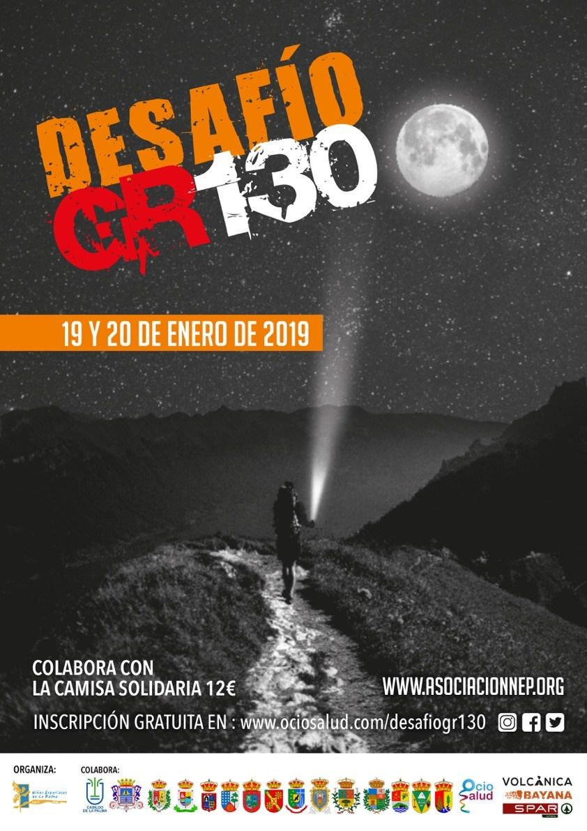 GR 130 2019 NIÑOS ESPECIALES DE LA PALMA