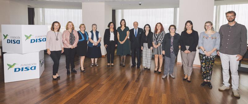 Fundación DISA concede ayudas a NEP La Palma y a otras 10 asociaciones sin ánimo de lucro de Canarias