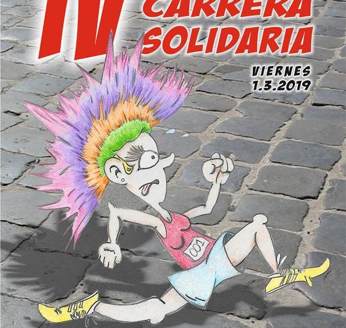 IV Loca Carrera Solidaria a beneficio de NEP