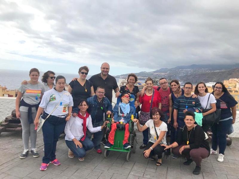 NEP y el Cabildo de La Palma firman un convenio para la gestión de 15 plazas de Centro de Día