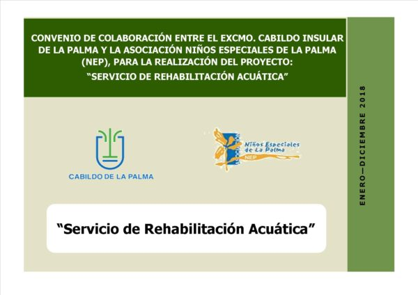 CARTEL CABILDO 2018 REHABILITACION ACUATICA