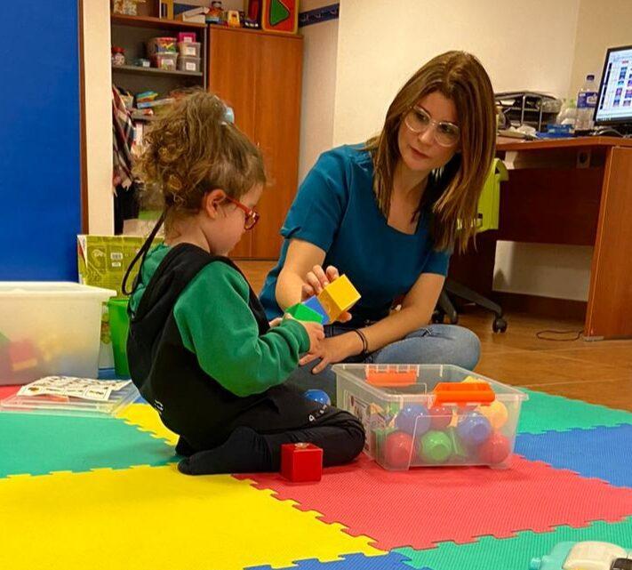 NEP recibe el apoyo económico del Cabildo para prestar el servicio de atención temprana
