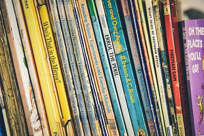 Niños Especiales de La Palma leen sus cuentos para Radio Marímbola (IES Villa de Mazo)