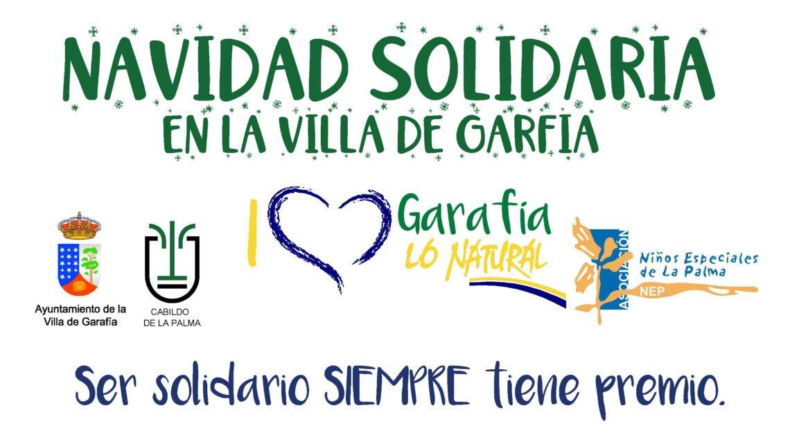 Navidad solidaria en Garafía: apoyo la Asociación de Niños Especiales y al consumo local
